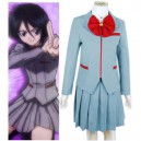 Supply Bleach Kuchiki Rukia School Uniform Halloween Cosplay Costume