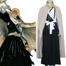 Bleach Kurosaki Ichigo Men's Execution Ground Halloween Cosplay Costume