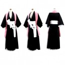 Bleach Matsumoto Rangiku Women's Halloween Cosplay Costume