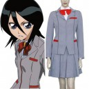 Supply Bleach Rukia Kuchiki Women's Halloween Cosplay Costume