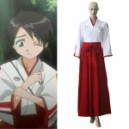 Bleach Shinigami Academy Girl's Uniform Halloween Cosplay Costume