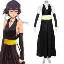 Supply Bleach Soi Fong Fighting Halloween Cosplay Costume