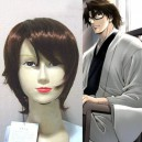 Supply Bleach Sousuke Aizen Halloween Cosplay Wig