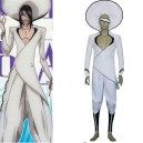 Bleach The Quinta Espada Nnoitra Jiruga Halloween Cosplay Costume