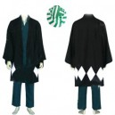 Bleach Urahara Kisuke Men's Halloween Cosplay Costume