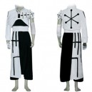 Bleach Uryuu Ishida Men's Halloween Cosplay Costume