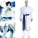 Bleach Uryuu Ishida Men's Halloween Cosplay Costume