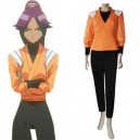 Bleach Yoruichi Shihouin Women's Halloween Cosplay Costume