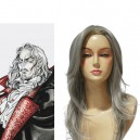 Supply Castlevania Vampire Dracula Halloween Cosplay Wig