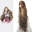Supply Code Geass Nunnally Vi Britainia Halloween Cosplay Wig