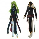 Supply Code Geass R2 C.C Halloween Cosplay Costume