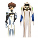 Supply Code Geass Suzaku Halloween Cosplay Costume