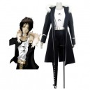 D.Gray Man Castro Halloween Cosplay Costume