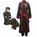 Supply D.Gray Man Kanda Yuu Halloween Cosplay Costume