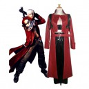 Devil May Cry 3 Dante Halloween Cosplay Costume