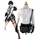 Supply Devil May Cry 3  Dante's Awakening Halloween Cosplay Costume