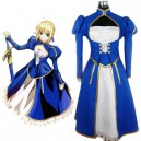 Supply Fate Stay Night Saber Halloween Cosplay Costume