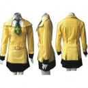 Japanese Girl's  School Uniform  Code Geass  Halloween Cosplay Costume