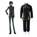 Suitable Japanese School Uniform Code Geass Halloween Cosplay Costume