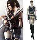 Classic Final Fantasy VII Yuffie Kisaragi Halloween Cosplay Costume