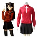 Supply Fate Stay Night Rin Tosaka Halloween Cosplay Costume