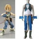 Supply Final Fantasy IX Zidane Tribal Halloween Cosplay Costume