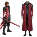 Supply Final Fantasy VII Genesis Rhapsodos Halloween Cosplay Costume