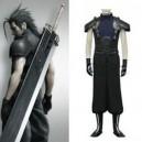 Final Fantasy VII Seven Last Order Zack Halloween Cosplay Costume