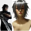 Final Fantasy XIII Versus Halloween Cosplay Wig