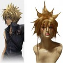 Supply Final Fantasy7 Cloud Strife Halloween Cosplay Wig