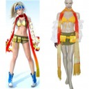 Supply Final fantasy Rikku Halloween Cosplay Costume