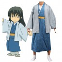 Supply Gin Tama Katsura Kotarou Halloween Cosplay Costume