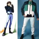 Gundam 00 Dynames Halloween Cosplay Costume