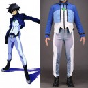 Supply Gundam 00 Exia Halloween Cosplay Costume