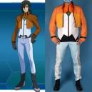Supply Gundam 00 Kyrios Halloween Cosplay Costume