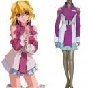 Supply Gundam Seed Destiny Stellar Louisser Military Uniform Halloween Cosplay