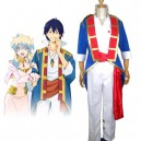 Supply Gurren Lagann Simon Halloween Cosplay Costume