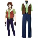 Supply Mobile Suit Gundam 00Lockon Stratos Halloween Cosplay Costume