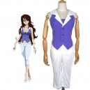 Popular Gundam 00 Halloween Cosplay Costume