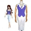 Popular Gundam 00 Halloween Cosplay Costume