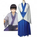 Supply Silver Soul Shinpachi Shimura Halloween Cosplay Costume