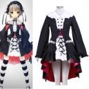 Supply Haruhi Suzumiya Nagato Yuki Halloween Cosplay Costume