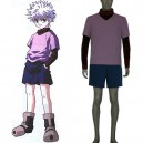 Supply Hunter X Hunter Killua Zaoldyeck Halloween Cosplay