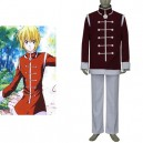 Hunter X Hunter Kurapica Casual Halloween Cosplay Costume