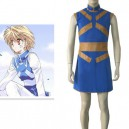 Supply Hunter X Hunter Kurapica Fighting Halloween Cosplay Costume