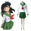 Supply Inuyasha Kagome Higurashi Halloween Cosplay Costume