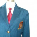 Melancholy of Haruhi Suzumiya Male Cosplay Costume - Halloween