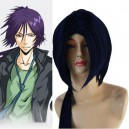 Supply Katekyo Hitman  Reborn Mukuro Rokudo Halloween Cosplay Wig