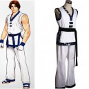Supply King of Fighter Jellyfish Pirate May White Halloween Cosplay Costume