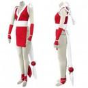 King of Fighter Mai Shiranui Halloween Cosplay Costume